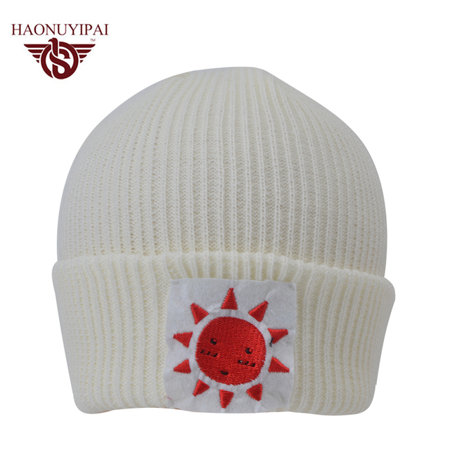 13520c71ab2 Hot Custom Caps Hip Hop Hats Beanies Knitted Winter Gorros For Men Women  Patch Embroidery Striped Cap Cute Sun Casual Hat CX009