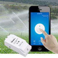 ITEAD Sonoff G1 Wireless WiFi Switch Smart Home Remote Control Power Via Phone NET Work Support
