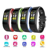 iWOWN i6HR C 0.96inch IPS Heart Rate Monitor Pedometer Sport Mode Bluetooth Smart Bracelet Wristband support Whatsapp Facebook