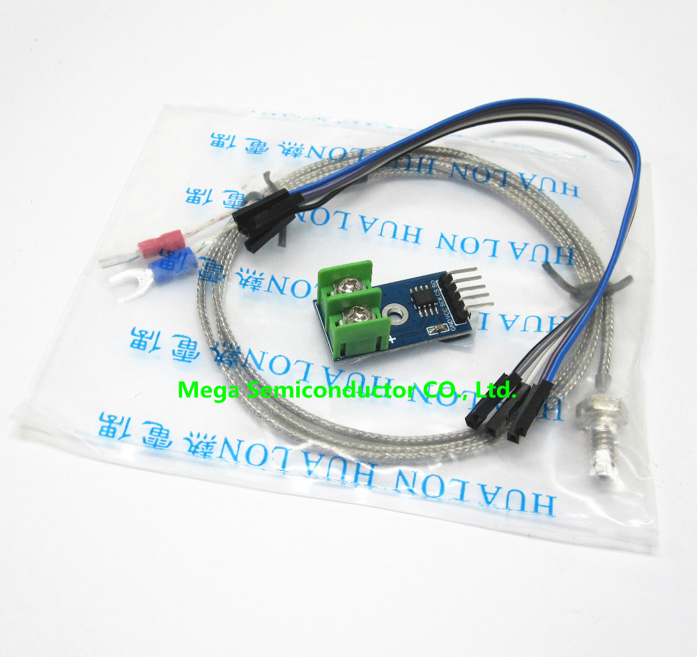 -200 to 1350c MAX31855 Module K Type Thermocouple Thermocouple temp Sensor new-200 to 1350c MAX31855 Module K Type Thermocouple Thermocouple temp Sensor new