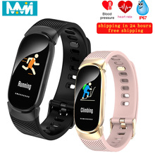 QW18 Color Screen Smart Bracelet QW16 Heart Rate Monitor IP68 Waterproof Fitness Tracker Band Bluetooth 4.0 Sports Wristbands