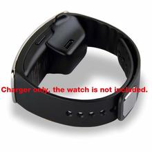 Gosear Charger Dock Station Charging Cradle w/ USB Cable for Samsung Galaxy Gear Fit R350 R 350