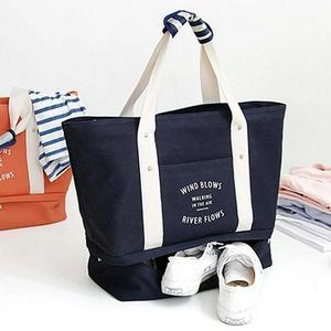 Многофункциональная Большая вместительная ручная Холщовая Сумка, одежда, отделочная сумка на плечо для мам, Спортивная Сумка на руль, орган...