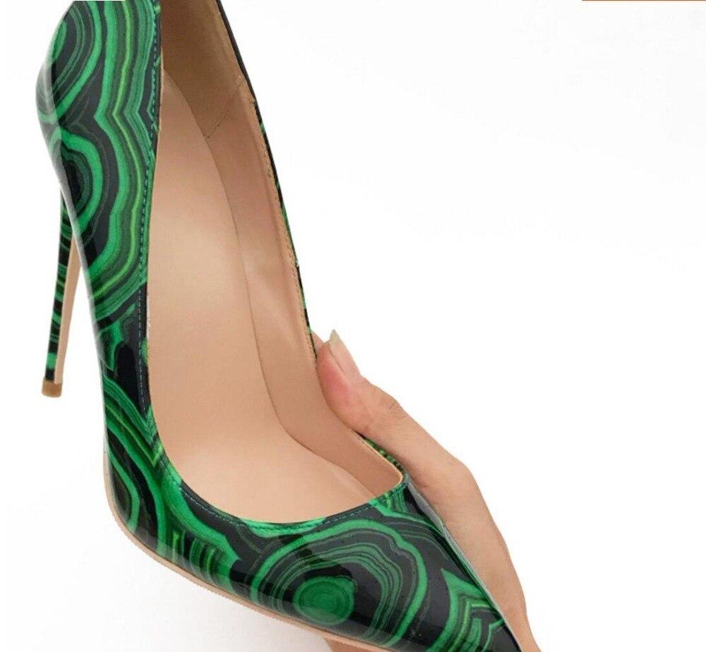 Impreso 6 Bien 1 12 5 12 Otoño Zapatos Cm 8 Verde Primavera Productos 2019 3 2 10 Tacón 7 Y Altos 11 4 9 Nuevos Círculo Odio nq8RwZ0AZ