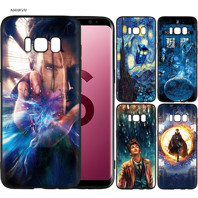S8plus S9 To Ensure Smooth Transmission S9 Loyal Tardis Box Doctor Who Dw Scrub Silicone Soft Cases Cover Shell Fundas For Samsung Galaxy S9 S8 Plus S7 S6 Edge S8