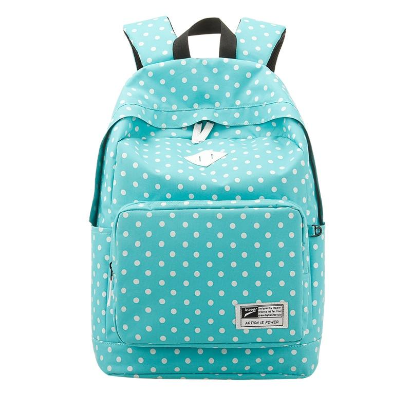 FreeShip School Bag for Teenage Girls 2014 Fashion Mochilas Girls ...