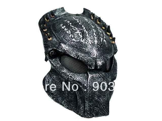 FMA Wire Mesh Predator Wolf 2.0 Airsoft üvegszálas maszk
