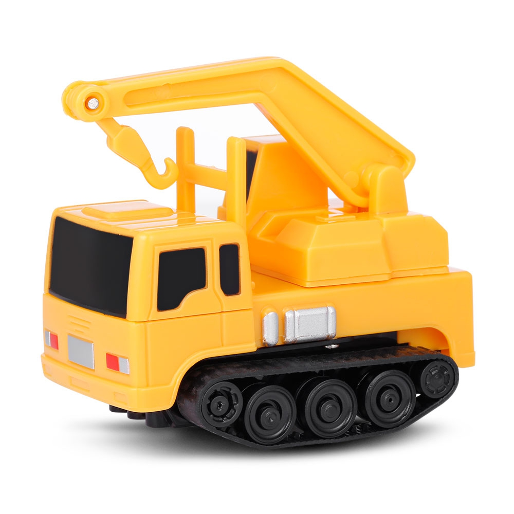 Mini Engineering Vehicles Inductive Truck Children Toys Tank Car Pen Drawing Lines Induction Rail Model Cars Funny Toys for Kids