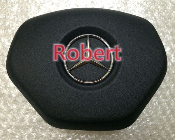 For mercedes benz amg c63 srs airbag cover steering wheel for Mercedes benz steering wheel cover