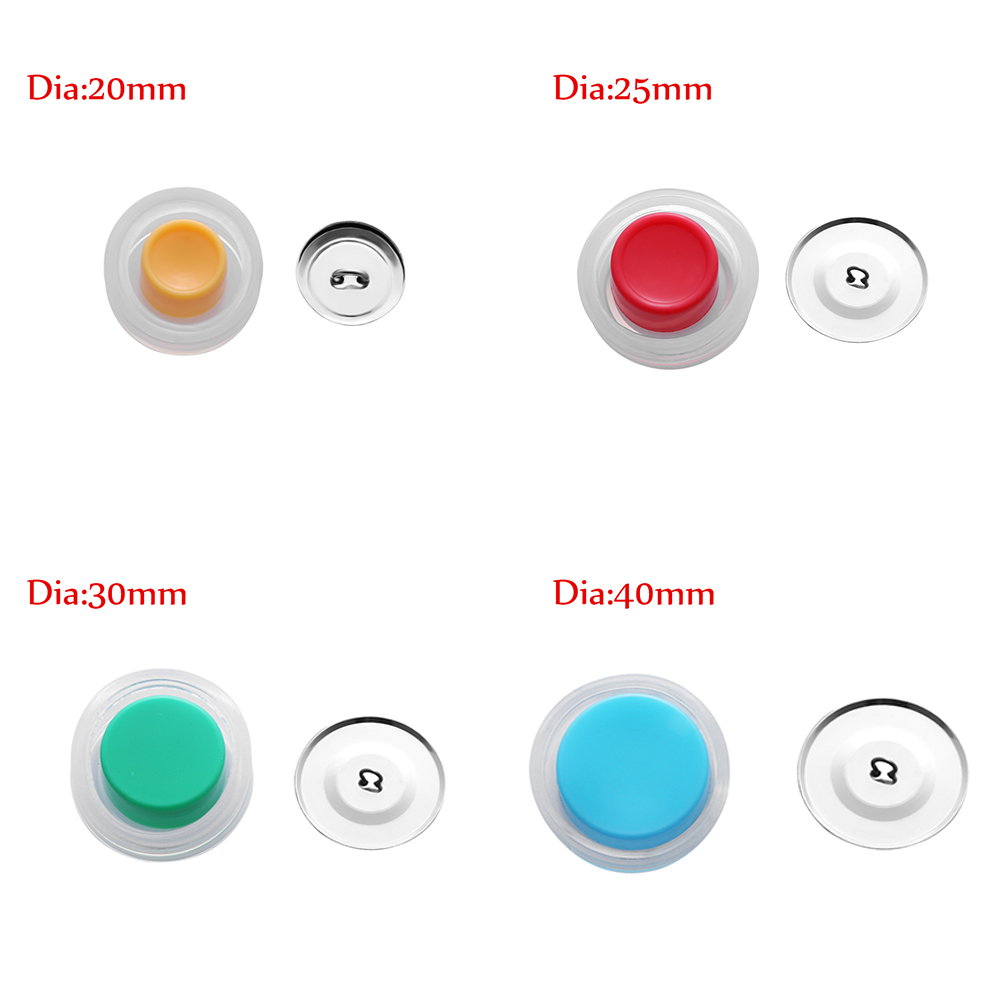 Multifunction Semi-finished Products Buckle Set Button Making Tools