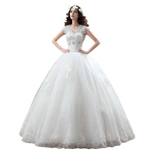 Backlackgirl Real Photos Elegant Princess Wedding Dresses