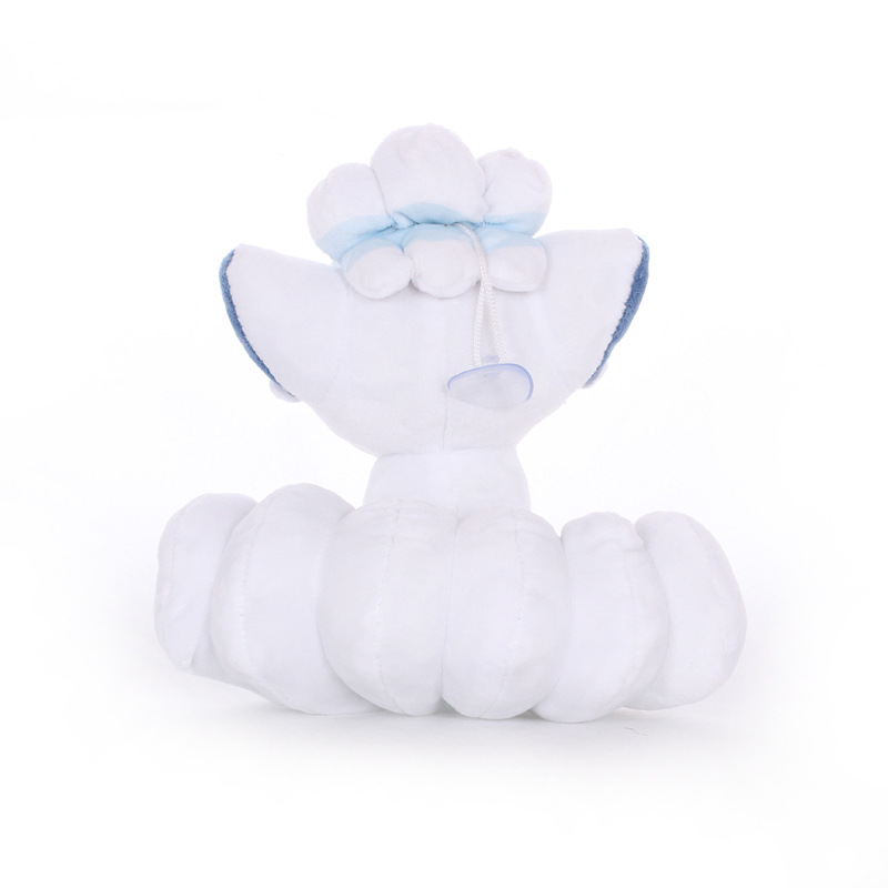 PlushToy Animals Carton Movie Ice and Fire Vulpix Plush Cute Anime Soft Toys for Friend Gift Quality Claw Machine Doll in Stuffed Plush Animals from Toys Hobbies