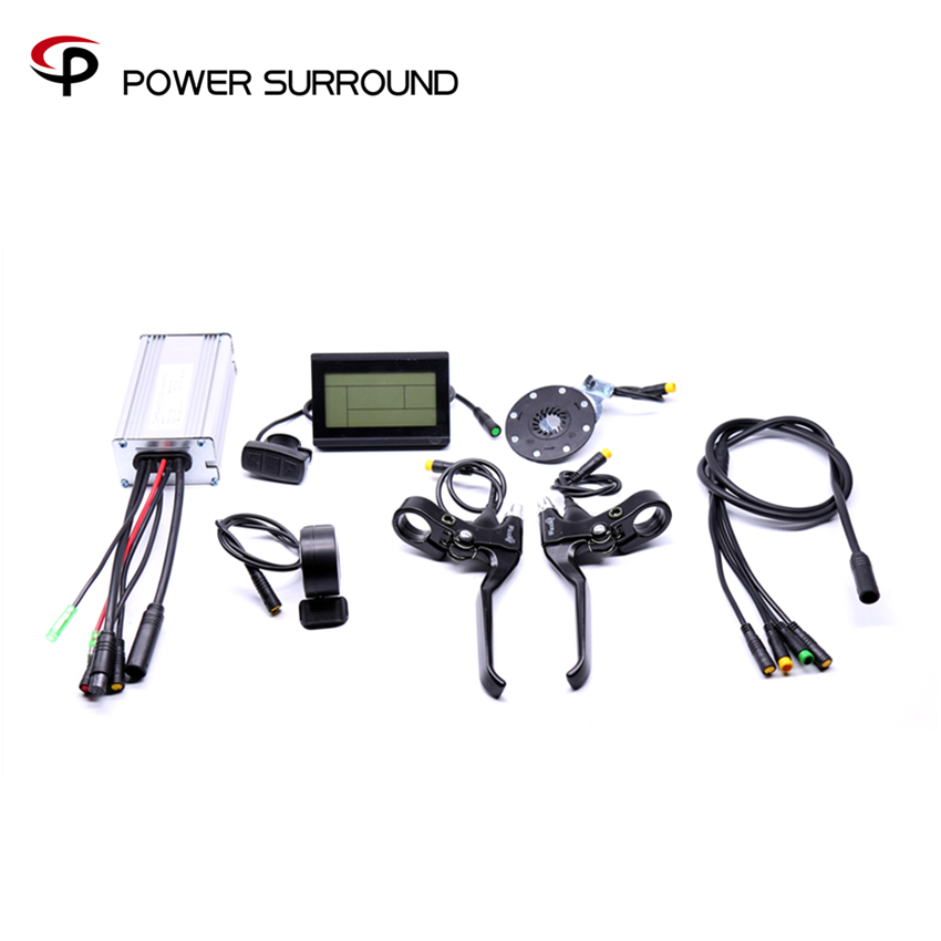2019 Waterproof Promotion New Arrival Electric Bike Conversion Kit System For 48v500w 750W Hub Motor