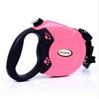 Petalk New Automatic 5M 8M Durable Large Dog Leash Lead Pet Retractable Leashes 5 Color
