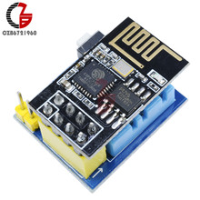 Wireless Wifii ESP8266 ESP-01S ESP-01 DHT11 Temperature Humidity Sensor Module for Smart Home IOT Thermostat Humidistat Humiture(China)