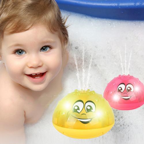 Baby Bath Toys, Water Splashing, Water  Children's Water Toys, Swimming Party, LED Lighting Toys