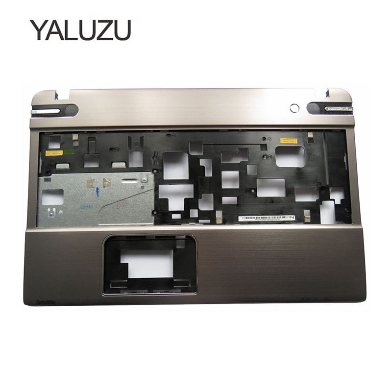 YALUZU NEW Palmrest cover C shell case For TOSHIBA P850 P855 Silver Laptop Base Upper Case Keyboard Bezel Shell цена