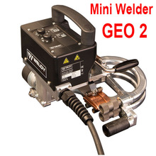 Weldy миниатюрный сварочный аппарат GEO2/TEX2/ROOF2 клин сварщик сварочный аппарат мембраны Швейцарский развития и инженерии