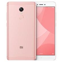 "Original Xiaomi Redmi Note 4X 4 X 3GB RAM 16GB ROM Snapdragon 625 Octa Core 5.5"" FHD 13.0MP Camera Fingerprint ID Mobile Phone(China)"