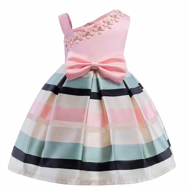 2019 Vestido De Verano Para Niñas Vestidos De Cuadros Con
