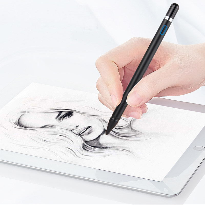 Active Stylus Touch Pen Rechargeable High Precision Drawing Pencil For HP Envy Pavilion SPECTRE X360