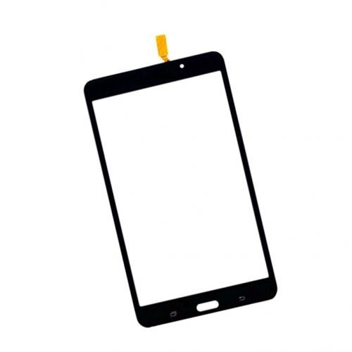 for Samsung Galaxy Tab 4 7.0 T230 touch screen Glass Digitizer Connector Flex black wifi version with free tools