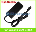 20V 3.25A 65W laptop AC power adapter charger 5A10G68676 ADL65WLC 5A10G68677 ADL65WLD for Lenovo Yoga 3-1470 only for Core i5 i7