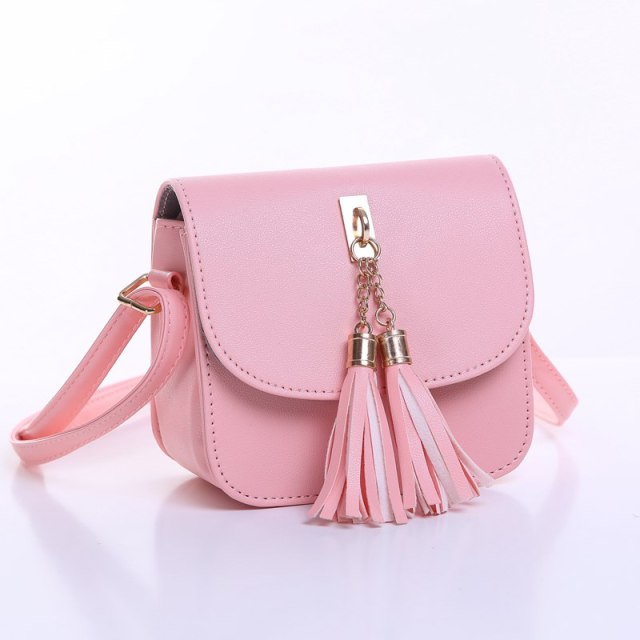 Small Bag with Tassel