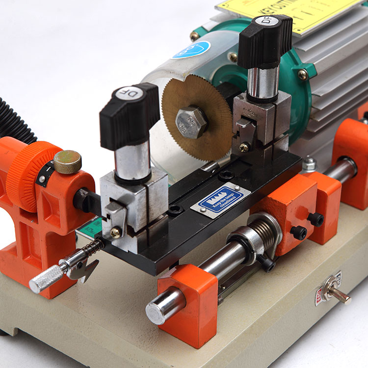 Defu Cutter 238BS Máquina de corte de llaves de doble cara - Herramientas manuales - foto 6