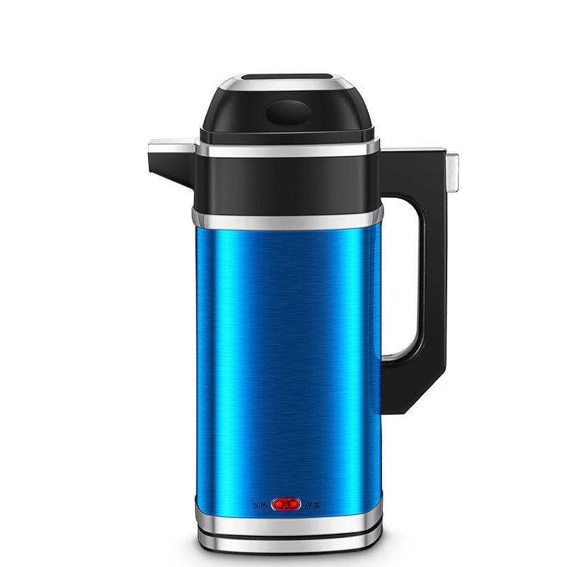 Electric kettle electric is insulated with an overflow of 304 stainless steel and automatic power failure