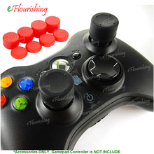 Additional Excessive Enhancement Cowl for Sony Dualshock Three Four PS3 PS4 Xbox 360 Gamepad Controller Enhanced Thumb Stick Grip Cap Joystick