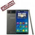 100% Оригинал Lenovo K920 Телефон Vibe Z2 Pro Android4.4 Quad Core 2.5 ГГц 6 дюймов HD IPS 2560x1440 P 3 Г 32 Г 16Mp OTG NFC 4000 мАч