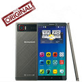 100% original lenovo k920 vibe z2 pro android4.4 telefone quad core 2.5 GHz 6 polegada HD IPS 2560x1440 p 3G 32G OTG NFC 16Mp 4000 mAh