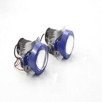 3 дюймов светодиодный объектив проектора фар высокое качество 35 Вт 12 В 5500 К высокого луча ближнего светодиодный bi heamlamp для автоматического Ф