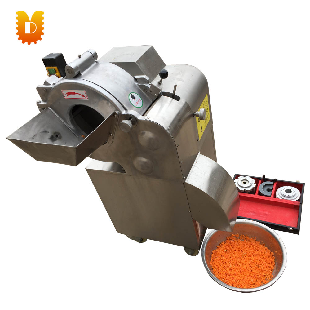 New Automatic Stainless Steel Commercial Vegetable&Fruit Dicing Machine/Vegetable &Fruit Slicer/Cutting Machine new automatic stainless steel commercial vegetable
