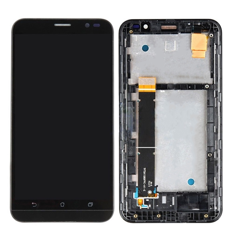 For <font><b>ASUS</b></font> ZenFone Go TV ZB551KL Full LCD Display Touch Screen Digitizer Assembly Replacement Parts For <font><b>Asus</b></font> <font><b>X013D</b></font> X013DA X013DB image