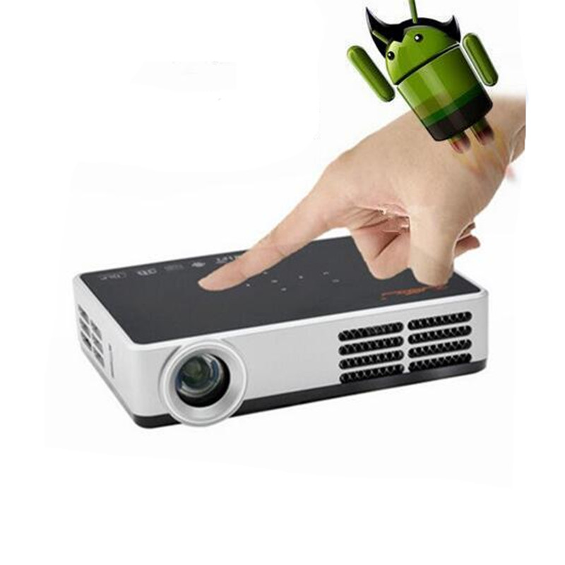 Best 3000lumens mini projector led full hd 1080p perfect for Best micro projector 2016