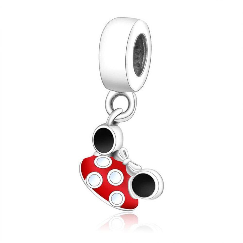 Подходит для оригинальных браслетов Pandora DIY Ювелирные изделия Осенняя коллекция ромашки ажурные шармы 925 пробы серебряные бусины в виде цветка - Цвет: A32