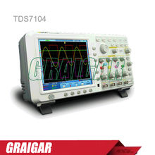Discount! TDS7104 OWON TDS Series digital oscilloscope,100MHz Bandwidth 1GS/s Sample Rate ,4 Channel and 7.6M  Record Length