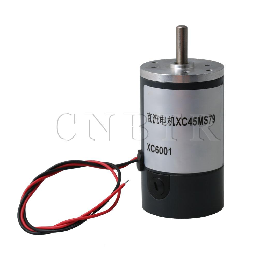 DC12V 5000 RPM Black Magnet High Speed DC Brush Motor for Tissue MachineDC12V 5000 RPM Black Magnet High Speed DC Brush Motor for Tissue Machine