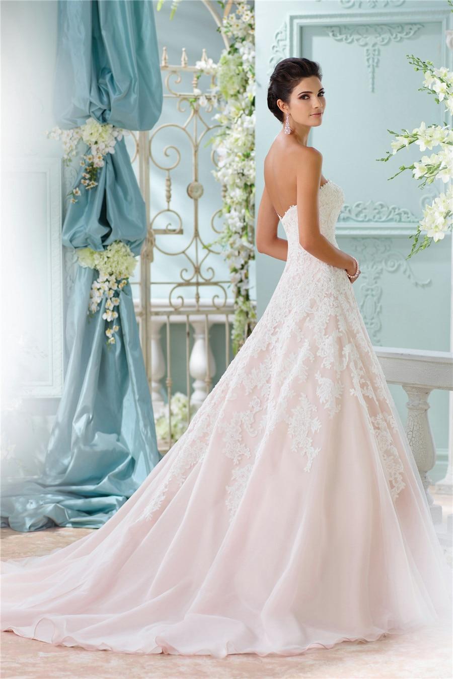 Colorful Sabelle Wedding Dress Vignette - All Wedding Dresses ...