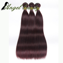 3pcs/lot 6A Annabelle Hair Staight Brazilian Human Hair Brazilian Virgin Hair StraightWeave Websites Crochet Hair Extensions