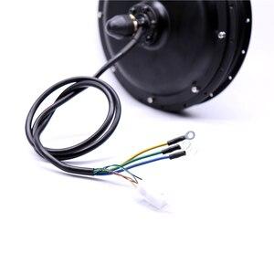 Image 5 - 11,11 2020 Бесплатная доставка 48V1000w мотор ступицы заднего колеса для комплекта электрического велосипеда Мотор колеса