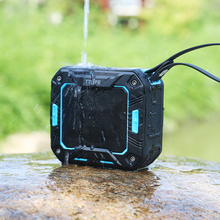 TTLIFE Bluetooth 4.1 Динамик Водонепроницаемый IP65 мини Портативный супер бас стерео аудио 2000 мАч долгого ожидания для телефона bluetooth pc