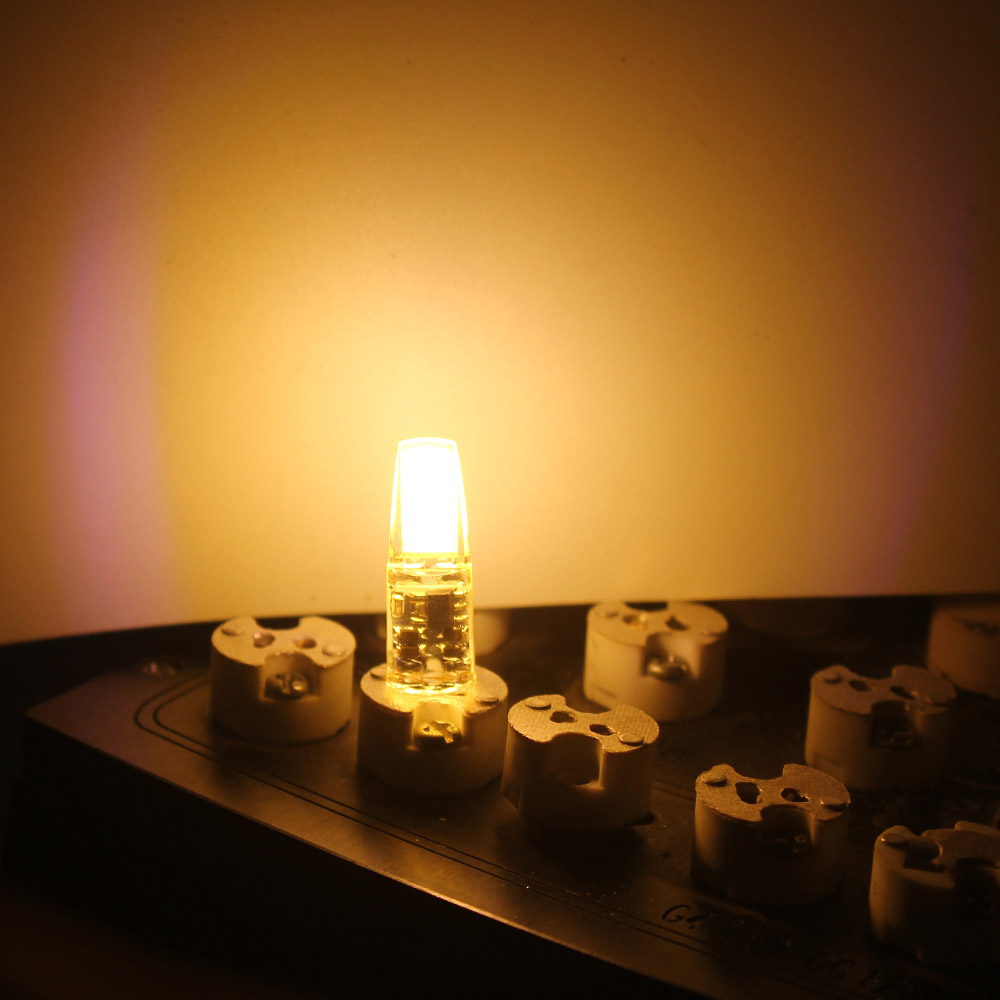 15Pcs/lot 2015 G4 AC DC 12V Dimmable Led bulb Lamp SMD 6W Replace halogen lamp light 360 Beam Angle luz lampada led
