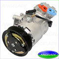 Original Genuine AC compressor De Ar 64529182793 BMW1E81 E82 E87 E88 3' E90 E91 E92 E93 X1 E84 2004- Air Conditioning Compressor