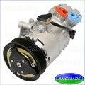 Original Genuine AC compressor De Ar 64529182793 BMW1E81 E82 E87 E88 3' E90 E91 E92 E93 X1 E84 2004- Air Conditioning Compressor