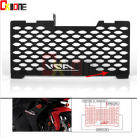Aluminum Motorcycle Accessories Radiator Grille Guard Radiator Cover Protection Cooler For Honda X ADV X ADV 750 2017 2018