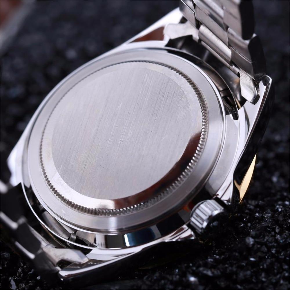 zegarki meskie Zegarek męski DEERFUN marka luksusowa GMT Obrotowa - Męskie zegarki - Zdjęcie 5