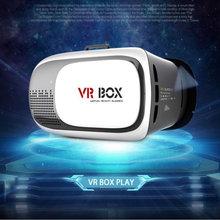 ขายร้อน! g oogleกระดาษแข็งVR BOX 3 p roรุ่นVRแว่นตาเสมือนจริง+สมาร์ทบลูทูธเมาส์ไร้สาย/การควบคุมระยะไกลGamepad